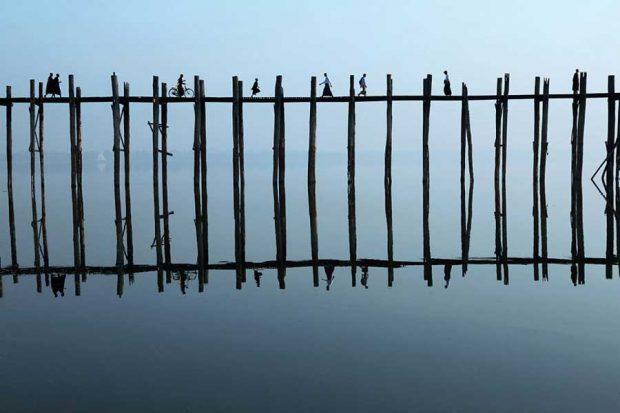 10 سال مسافرت برای عکاسی از مکان های خیره کننده