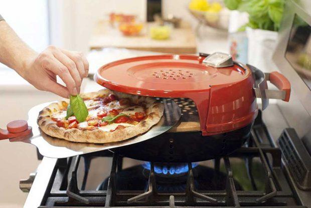 فر پیتزا پز شخصی با زمان پخت شش دقیقه