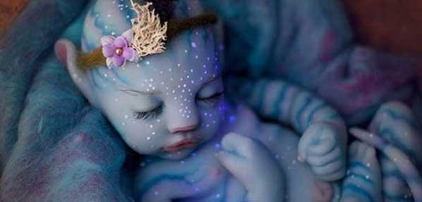 نوزاد آواتار