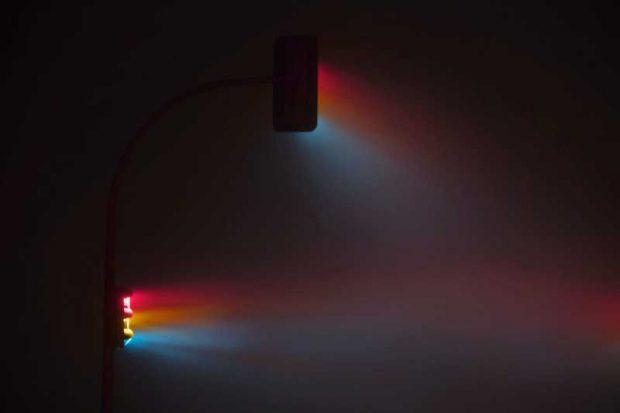 عکاسی از چراغ راهنما