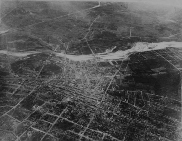 تاریخچه شهر لس آنجلس